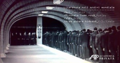 Literatura noii ordini mondiale