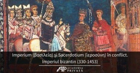 Curs imperiul bizantin
